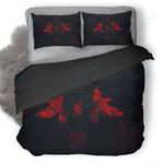 Vikings Raven Duvet Cover Bedding Set