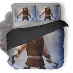 Viking Art Duvet Cover Bedding Set