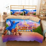 Wonder Park 1 Duvet Cover Bedding Set