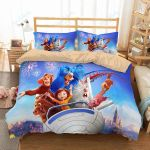 Wonder Park 2 Duvet Cover Bedding Set