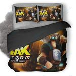 Zak Storm Logo Poster Duvet Cover Bedding Set