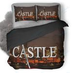 Castle Tv Series Duvet Cover Bedding Set