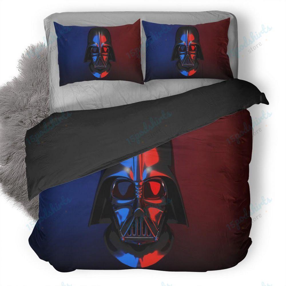 Darth Vader Star Wars 9 Duvet Cover Bedding Set