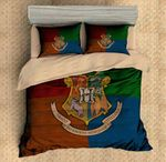 Harry Potter 3Pcs Duvet Cover Set Duvet Cover Bedding Set