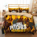 Pitch Perfect 3 Duvet Cover Bedding Set