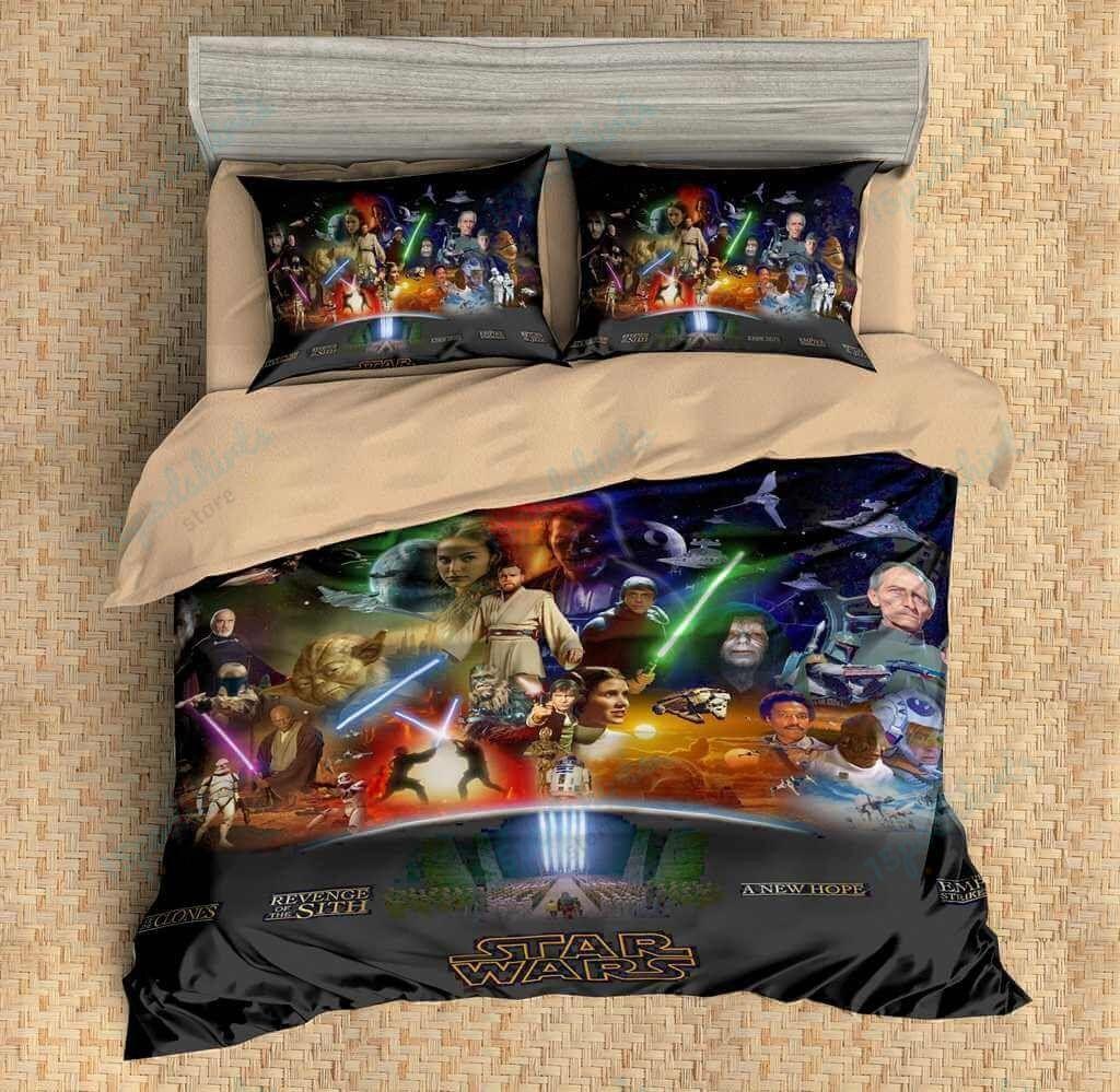 Star Wars 5 Duvet Cover Bedding Set