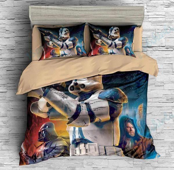 Star Wars Battlefront Duvet Cover Bedding Set