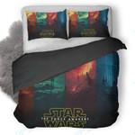 Star Wars Poster Logo Duvet Cover Bedding Set