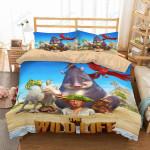 The Wide Life 1 Duvet Cover Bedding Set