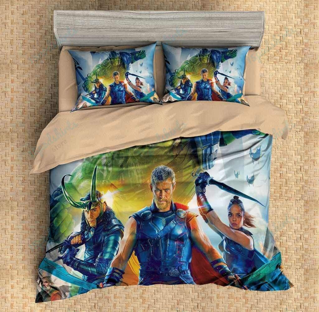 Thor Ragnarok 6 Duvet Cover Bedding Set