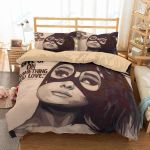 Ariana Grande 2 Duvet Cover Bedding Set