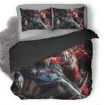 Avengers Age Of Ultron Artwork 2 Duvet Cover Bedding Set