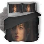 Beautiful Girl Artwork Duvet Cover Bedding Set