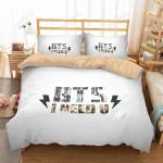 Bts 5 Duvet Cover Bedding Set