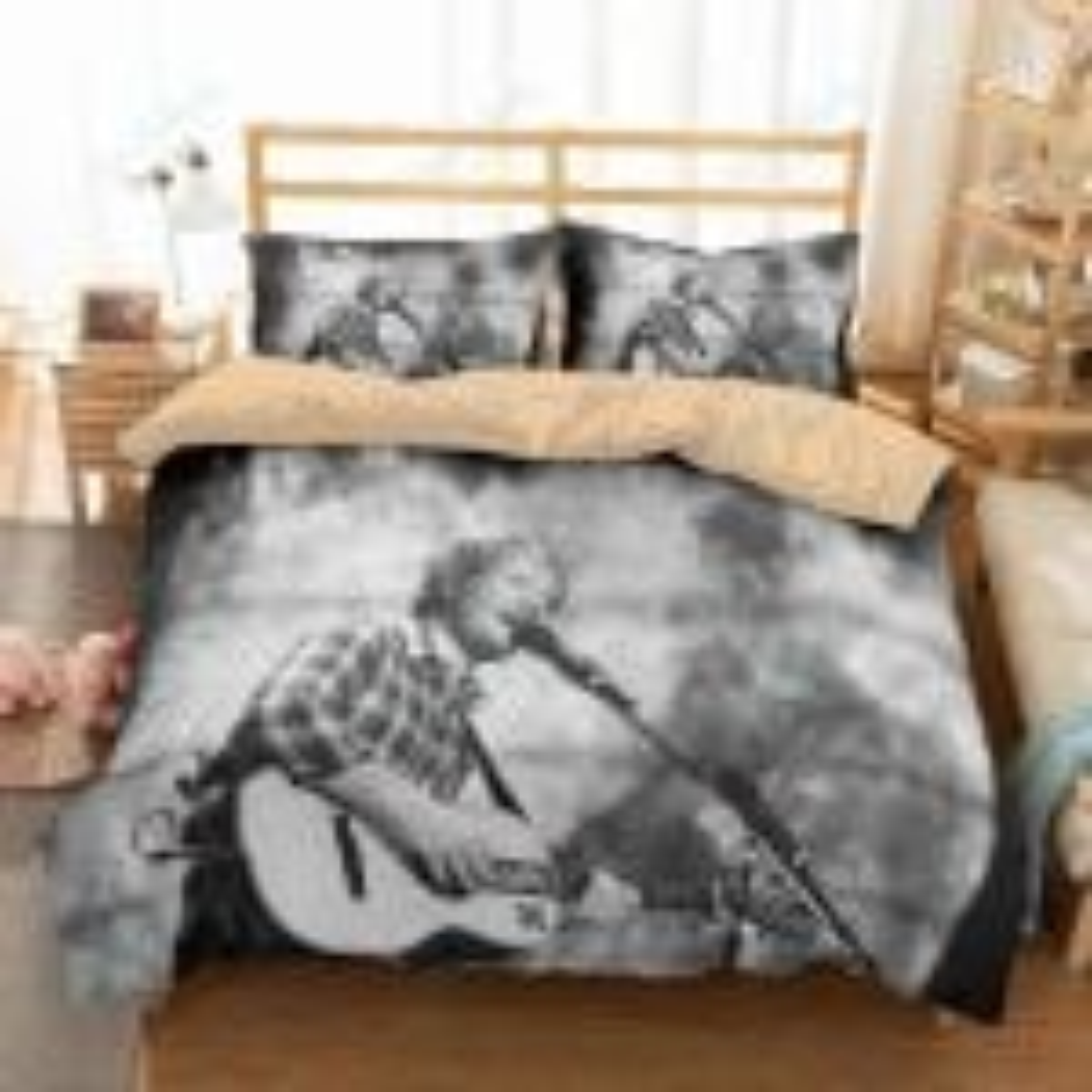 Ed Sheeran Duvet Cover Bedding Set
