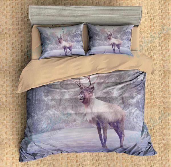 Elk Duvet Cover Bedding Set