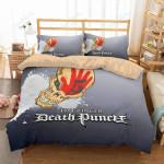 Five Finger Death Punch Duvet Cover Bedding Set