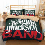 Gina Glocksen Band Duvet Cover Bedding Set