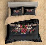 Guns N Roses Duvet Cover Bedding Set
