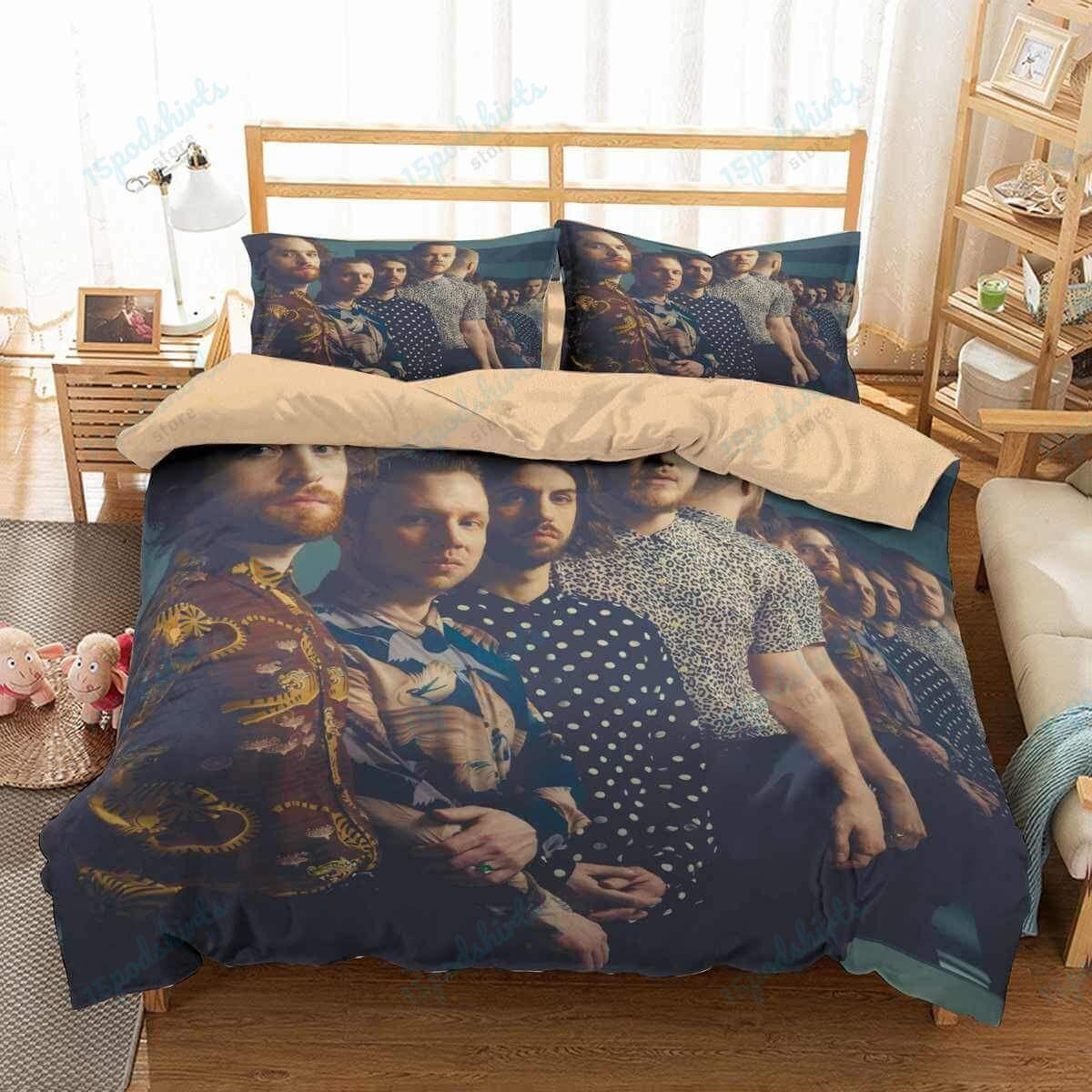 Imagine Dragons 1 Duvet Cover Bedding Set
