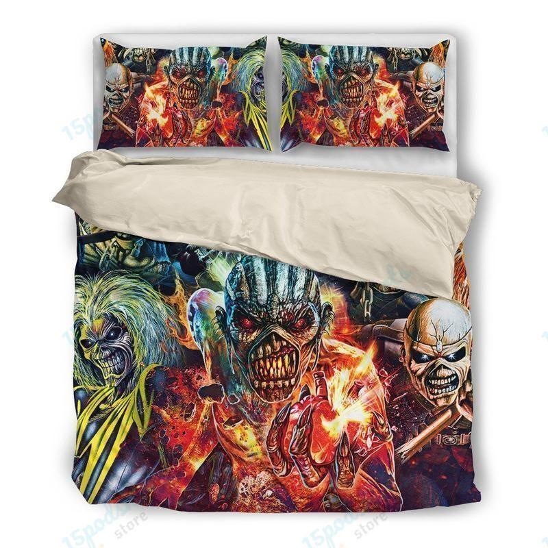 Iron Maiden Duvet Cover Bedding Set