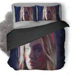 Margot Robbie Art Duvet Cover Bedding Set