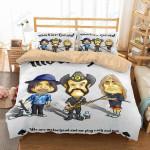 Motorhead 1 Duvet Cover Bedding Set