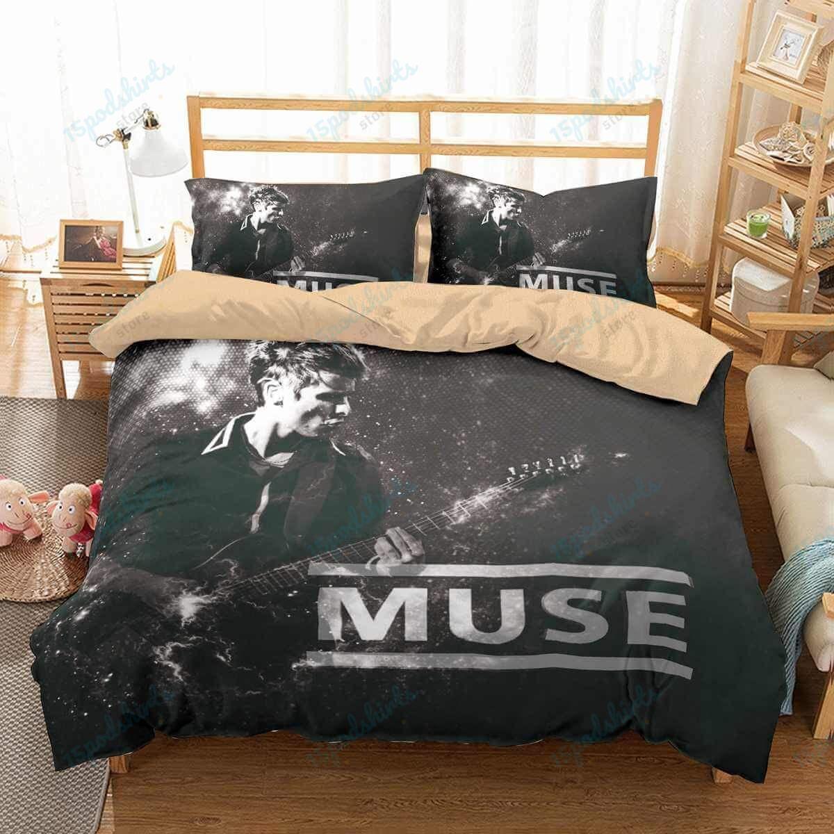 Muse Duvet Cover Bedding Set