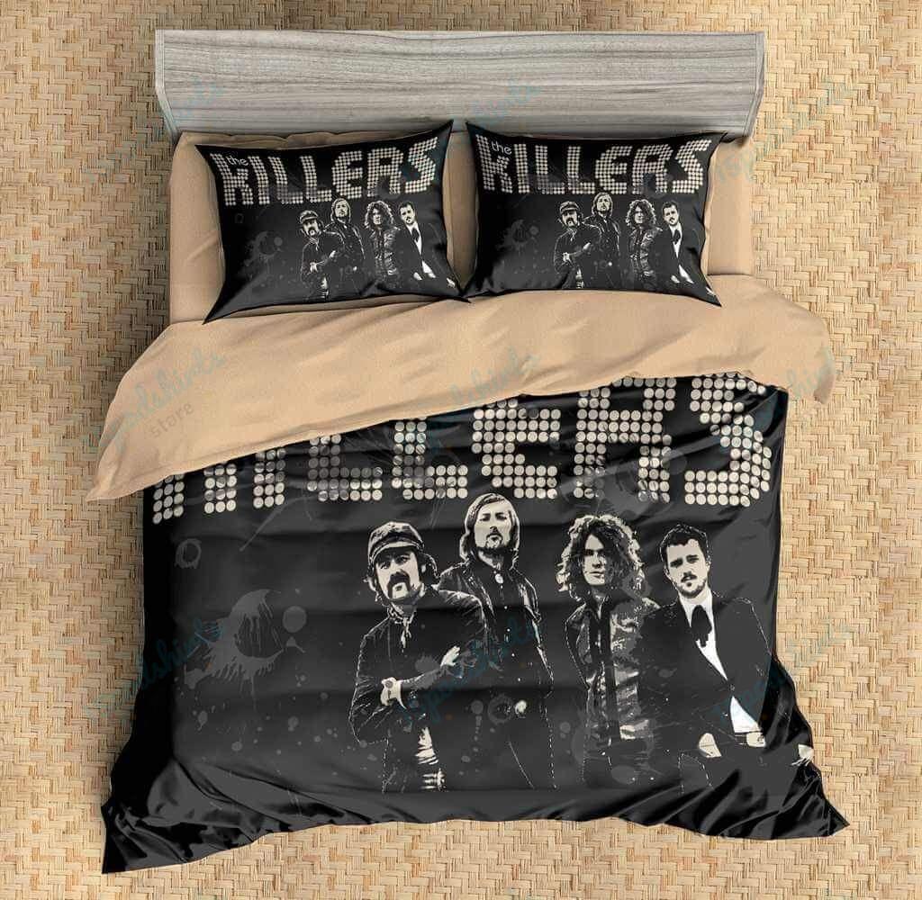 The Killers Duvet Cover Bedding Set