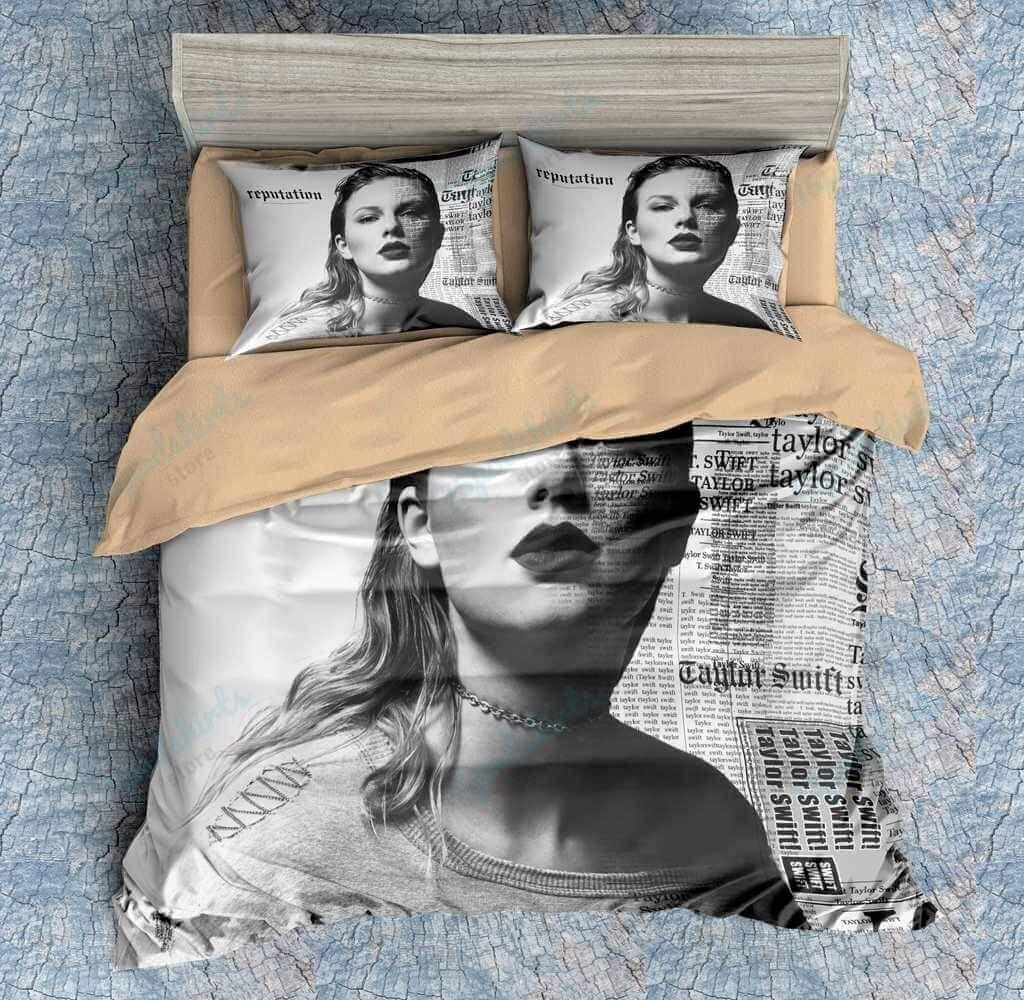 Taylor Swift 4 Duvet Cover Bedding Set