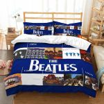 The Beatles Duvet Cover Bedding Set