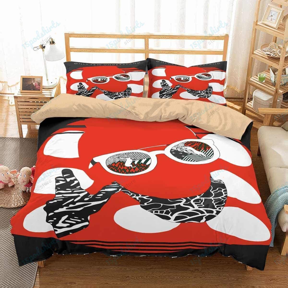 Twenty One Pilots 2 Duvet Cover Bedding Set