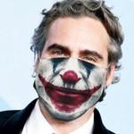 Cloth Mask Joker 3D