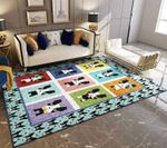 Boston Terrier Limited Edition  Sku 267731 Rug