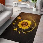 Butterfly Peace Limited Edition  Sku 267767 Rug