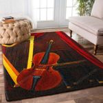 Cello And Harp Rectangle Limited Edition  Sku 267769 Rug