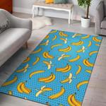 Banana Pattern Print Design Limited Edition  Sku 267835 Rug