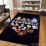 Disney Dogs Characters Lovers Floor Area Limited Edition  Sku 267847 Rug