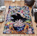 Dragon Ball Area Limited Edition  Sku 267853 Rug