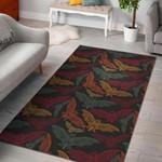 Aztec Bat Halloween Pattern Print Area Limited Edition  Sku 267868 Rug