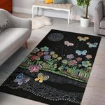 Butterfly Swirl Limited Edition  Sku 267870 Rug
