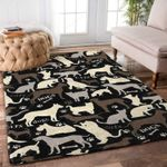 Dog And Cat Limited Edition  Sku 267885 Rug