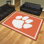 Clemson Tigers Area Limited Edition  Sku 267889 Rug