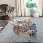 Cat Area Limited Edition  Sku 267895 Rug
