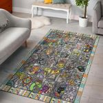 Colorful Cats Limited Edition  Sku 267931 Rug
