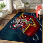 Christmas Santa Jack Skellington Grinch Area Limited Edition  Sku 267959 Rug