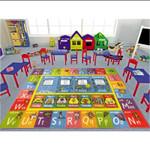 Alphabet Kids Play Limited Edition  Sku 267995 Rug