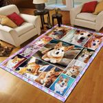 Corgi Dog Limited Edition  Sku 267997 Rug