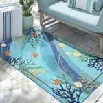 Coral And Star Fish Limited Edition  Sku 268074 Rug