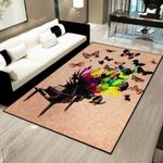 Butterfly Hn Limited Edition  Sku 268084 Rug